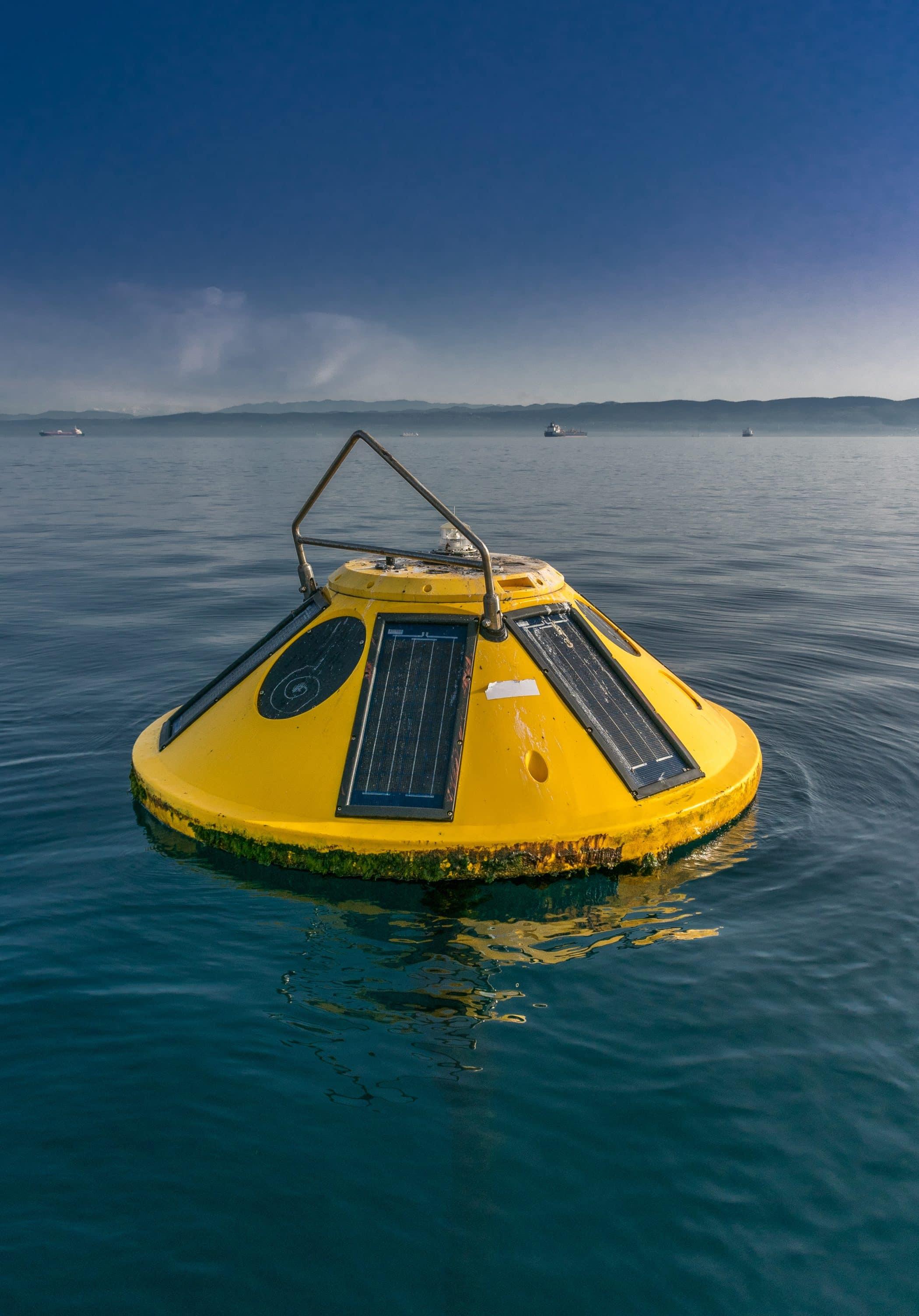 oceanographic buoy
